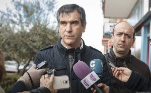 """Desmentido rotundo de Román al PSOE """"El autobús mantendrá el mismo precio en 2019. Es completamente falso que vaya a subir"""""""