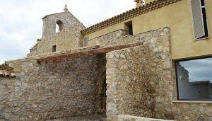 Diputación de Cuenca da los primeros pasos para el arrendamiento de la iglesia de la Trinidad de Moya como alojamiento turístico