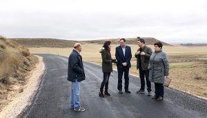 Diputación de Cuenca destina cerca de 140.000 euros al arreglo del camino entre Montalbanejo y Alconchel de la Estrella