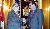 Diputación de Cuenca incrementa un 20%, hasta los 24.000 euros, su apoyo a la labor de Cruz Roja Cuenca en la provincia