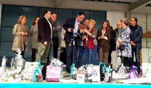 Diputación de Cuenca reconoce a la Asociación Arco de la Malena su encomiable labor por preservar el arte del encaje de bolillos