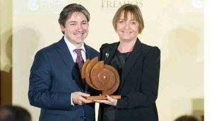 DSV recibe un galardón en reconocimiento a su Proyecto Social RSC