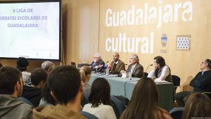 El 18 de diciembre arranca la II Liga de Debates Escolares de Guadalajara