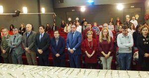 El Ayuntamiento de Cuenca reúne a representantes sociales e institucionales en el acto contra la Violencia de Género