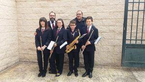 El Ayuntamiento felicita a los nuevos integrantes de la Banda de Huete