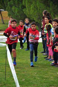 El Campeonato Provincial de Campo a Través en Edad Escolar inicia una nueva andadura en Cuenca