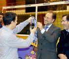 El Club Voleibol Hervás Cuenca agradece su apoyo y respaldo a la Diputación de Cuenca