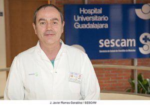 El doctor Roberto de la Plaza, del servicio de Cirugía del Hospital de Guadalajara, nombrado International Fellow del Colegio Americano de Cirujanos
