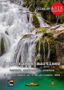 El fotógrafo Juan Ramón Martínez homenajea al planeta agua en Días de Arte Conquense