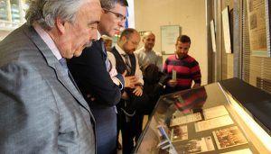 El Gobierno regional trae a Guadalajara una exposición dedicada al 40 aniversario de la Constitución española