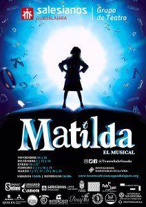 El Grupo de Teatro Salesianos Guadalajara estrena el próximo 24 de noviembre Matilda el musical