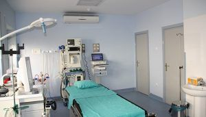 El Hospital de Cuenca ha atendido más de 36.000 actos clínicos de pacientes del sur de la provincia que dependen de otras áreas de salud