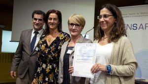 El Hospital de Guadalajara revalida el título que le acredita como 'Hospital Activo en SENSAR, Hospital Seguro'