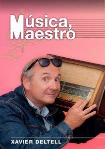 El humorista y televisivo Xabier Deltell inaugura el ATAquilla el sábado, 17 de noviembre, en el Teatro Moderno