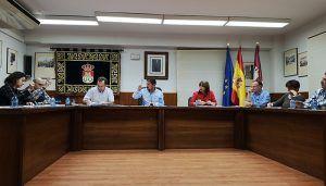 El Pleno de Sacedón insta a Diputación a cumplir lo prometido con el Parque de Bomberos, esta vez con apoyo incluso del PP local