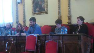 El Pleno respalda la propuesta de Ahora Guadalajara para reclamar mejoras en el transporte interurbano  con Madrid