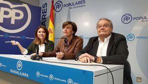 El PP de Guadalajara también defiende en el Senado medidas para evitar la caída de los autónomos y de la economía española de la mano del Gobierno Sánchez-Iglesias