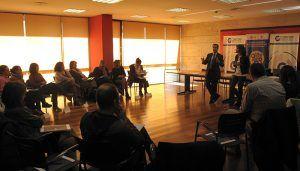 El programa de apoyo a emprendedores de Guadalajara de CEOE realiza su primera jornada colectiva