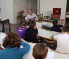 Escolares de Guadalajara participan en sesiones didácticas de instrumentos musicales y juguetes tradicionales