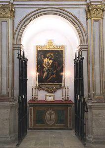 Este domingo 25 de noviembre se bendecirá la Capilla de la Coronación de Espinas en la Catedral de Cuenca