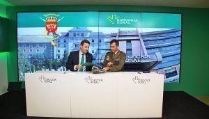 Eurocaja Rural colabora con la Academia de Infantería en los actos de la Inmaculada