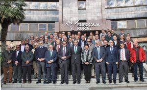 Eurocaja Rural respalda el proyecto de comercialización de 'Viñedos de CLM'