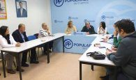 """Fogarty: """"Todas las sugerencias recogidas en las Mesas de Trabajo serán parte fundamental del Programa Electoral del PP"""""""