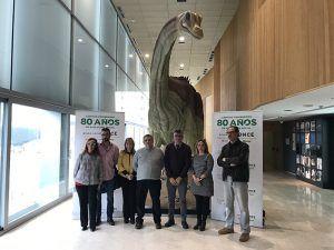 Godoy anima a los conquenses a participar en las actividades conmemorativas del 80 aniversario de la ONCE