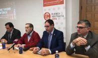 Godoy confía en que pronto se materialice el acuerdo institucional para la construcción del primer ascensor al Casco Antiguo