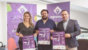 Guadalajara acoge la IV Carrera Solidaria de Mizu a favor de Apanag el próximo domingo