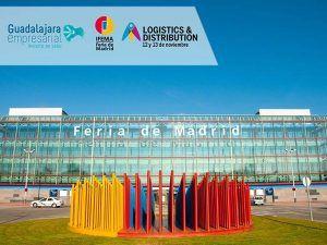Guadalajara Empresarial estará presente en la Feria Logistics-Distribution