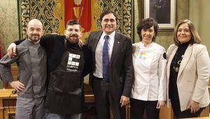 Jesús Segura, estrella Michelin, nuevo Embajador Gastronómico de Cuenca