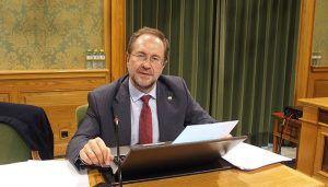 Julián Huete aclara que la planificación estratégica de Cuenca está por encima de intereses partidistas