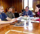 La Agrupación Conquense de Modelismo Ferroviario se interesa por el proyecto de Diputación 'Serranía en vía'
