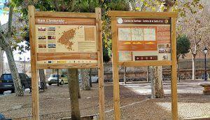 La AsociaciónAmigos del Camino de Santiago y de la Santa Cruz completa la señalización del Camino en el tramo conquense