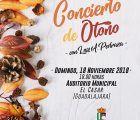 La Banda de la Diputación de Guadalajara ofrecerá un Concierto de Otoño el domingo 18 en El Casar