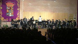 La Banda de Música de la Diputación de Guadalajara ofreció tres conciertos memorables el pasado fin de semana