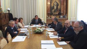 La Comisión Ejecutiva del Consorcio Ciudad de Cuenca aprueba iniciar la adjudicación de las obras de la Torre de Mangana