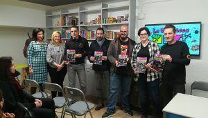 La comitecta de Cuenca cumple diez años y lo celebran con un cómic a todo color de 36 páginas