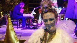 La Dama de la Navidad y los niños encenderán el alumbrado navideño en Cuenca el próximo día 5 de diciembre