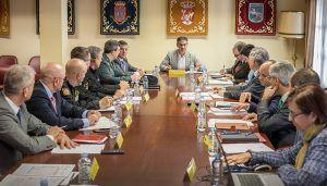 La Delegación del Gobierno de España incorpora un Centro de Coordinación de Operaciones para la campaña de Vialidad Invernal