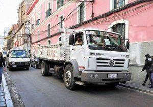 La DGT intensifica la vigilancia a furgonetas con una campaña especial