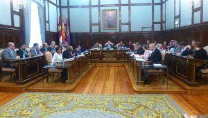 La Diputación reitera su compromiso con el Parque de Bomberos de Sacedón, pero el PSOE se niega a pedir que la Junta dote una partida presupuestaria para ello