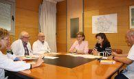 La Gerencia del Área Integrada continúa su ronda de contactos con las asociaciones de pacientes de Cuenca