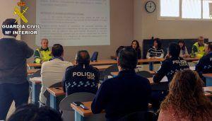 La Guardia Civil colabora en las jornadas de formación de Policías Locales de la provincia de Cuenca