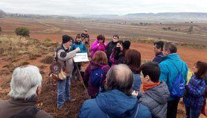 La IX Marcha Cuencleta. Naturaleza y Patrimonio llega hasta la pedanía de La Melgosa