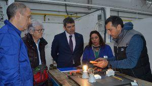 La Junta ha invertido cerca de seis millones de euros en Guadalajara en la puesta en marcha de acciones formativas para mejorar la empleabilidad
