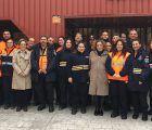 La Junta imparte formación a voluntarios de Protección Civil de Guadalajara en materia de violencia de género