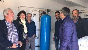 La Junta invierte más de 30.000 euros en mejorar el abastecimiento de agua en Valhermoso de la Fuente