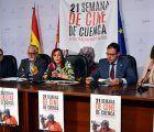 La Junta renueva su compromiso con la Semana de Cine de Cuenca